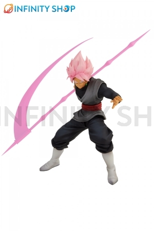 Dragon Ball Super BWFC Statue Super Saiyan Rose Goku Black Ver. A