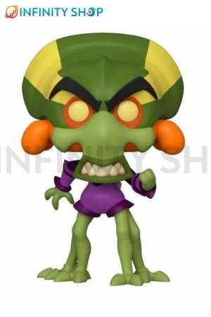 Crash Bandicoot POP! Games Nitros Oxide - 534