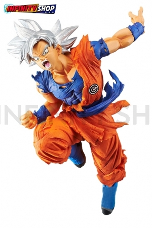 Super Dragon Ball Heroes Transcendence Art Vol. 4 Figure – Ultra Instinct Goku