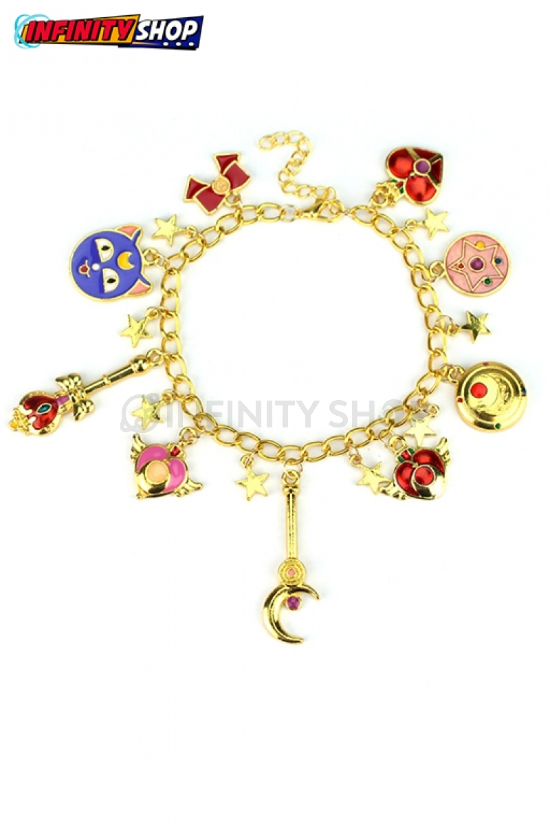 Bracciale Sailor Moon