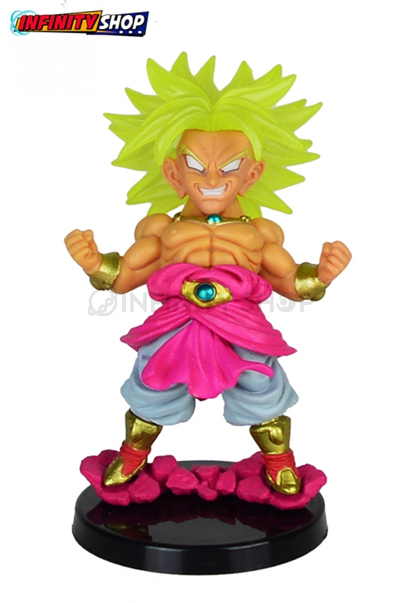 Broly Legendary SSJ - Dragon Ball Z