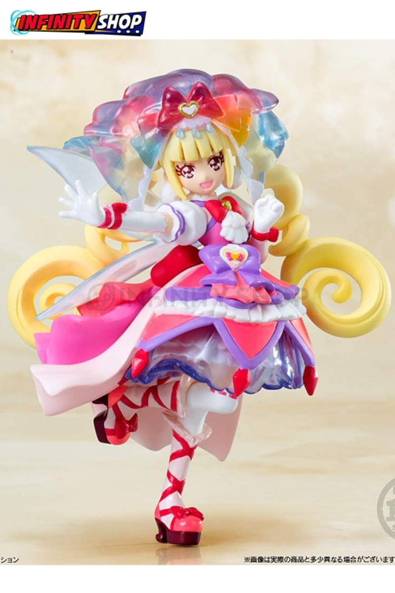 Hugtto! PreCure - Cure Macherie Mother Heart Style