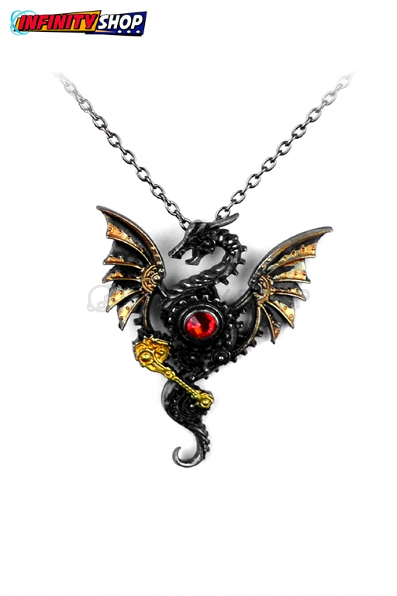 Collana Dragon Steampunk