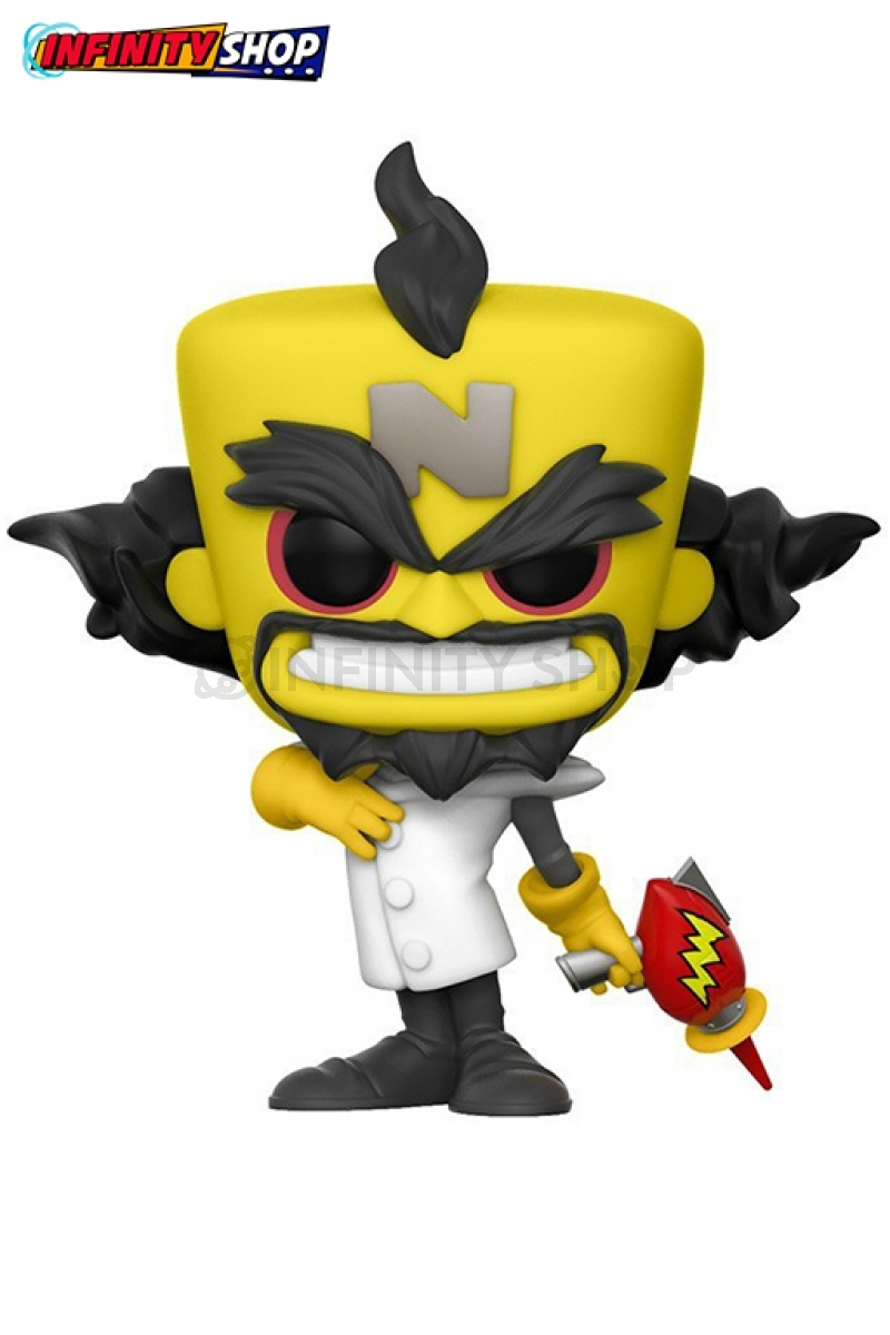 Crash Bandicoot POP! Games Neo Cortex