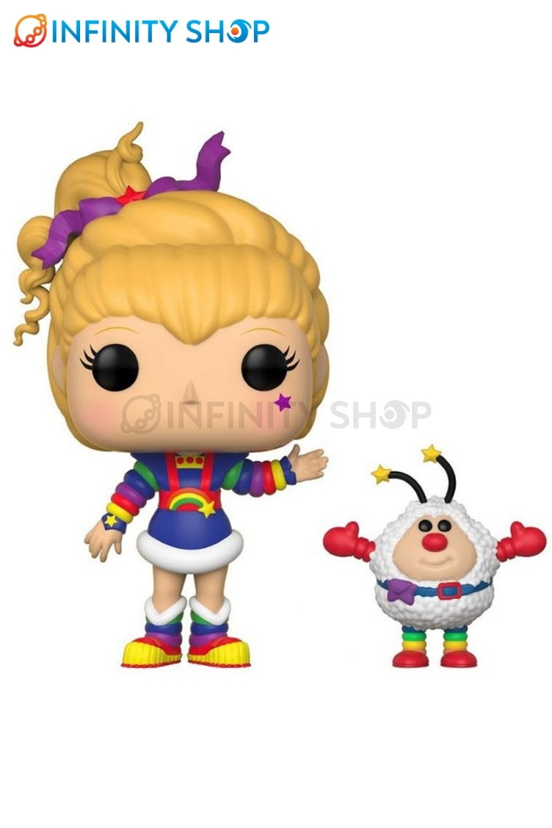 Rainbow Brite POP! Movies Rainbow Brite & Twink - 380