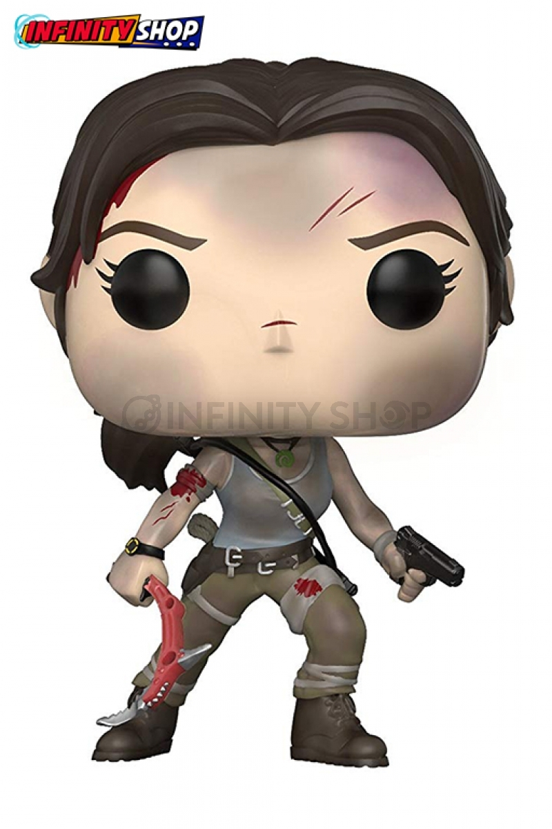 Tomb Raider POP! Games Lara Croft