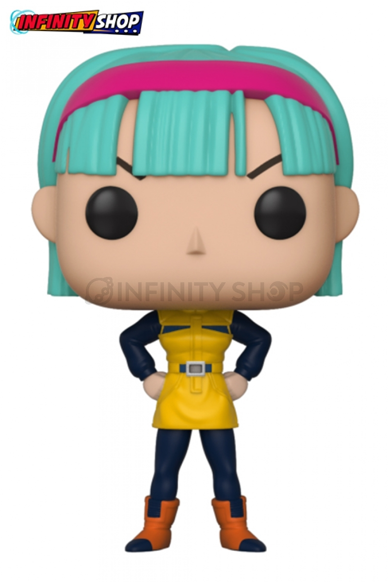 Dragonball Z POP! Animation Bulma
