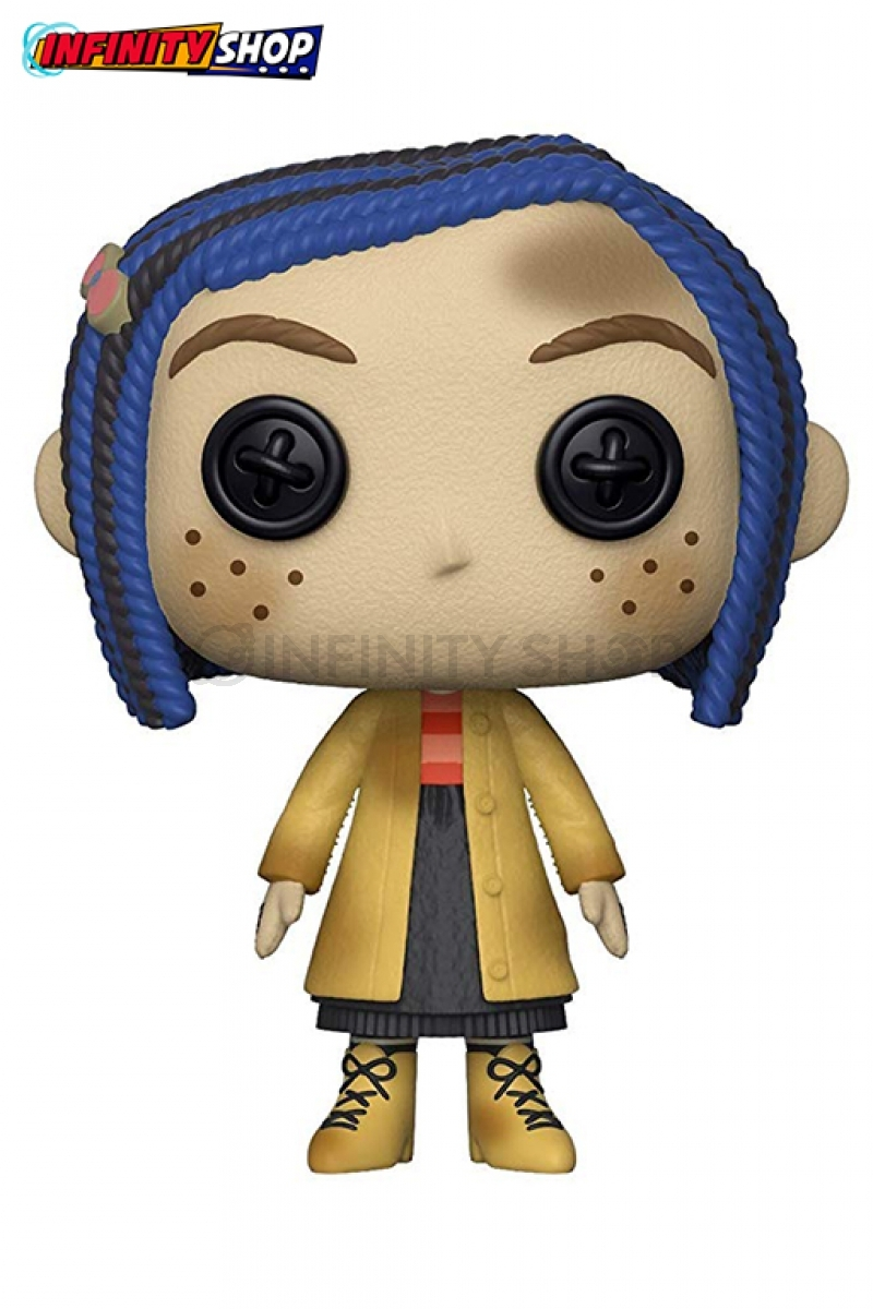 Coraline POP! Movies Coraline Doll