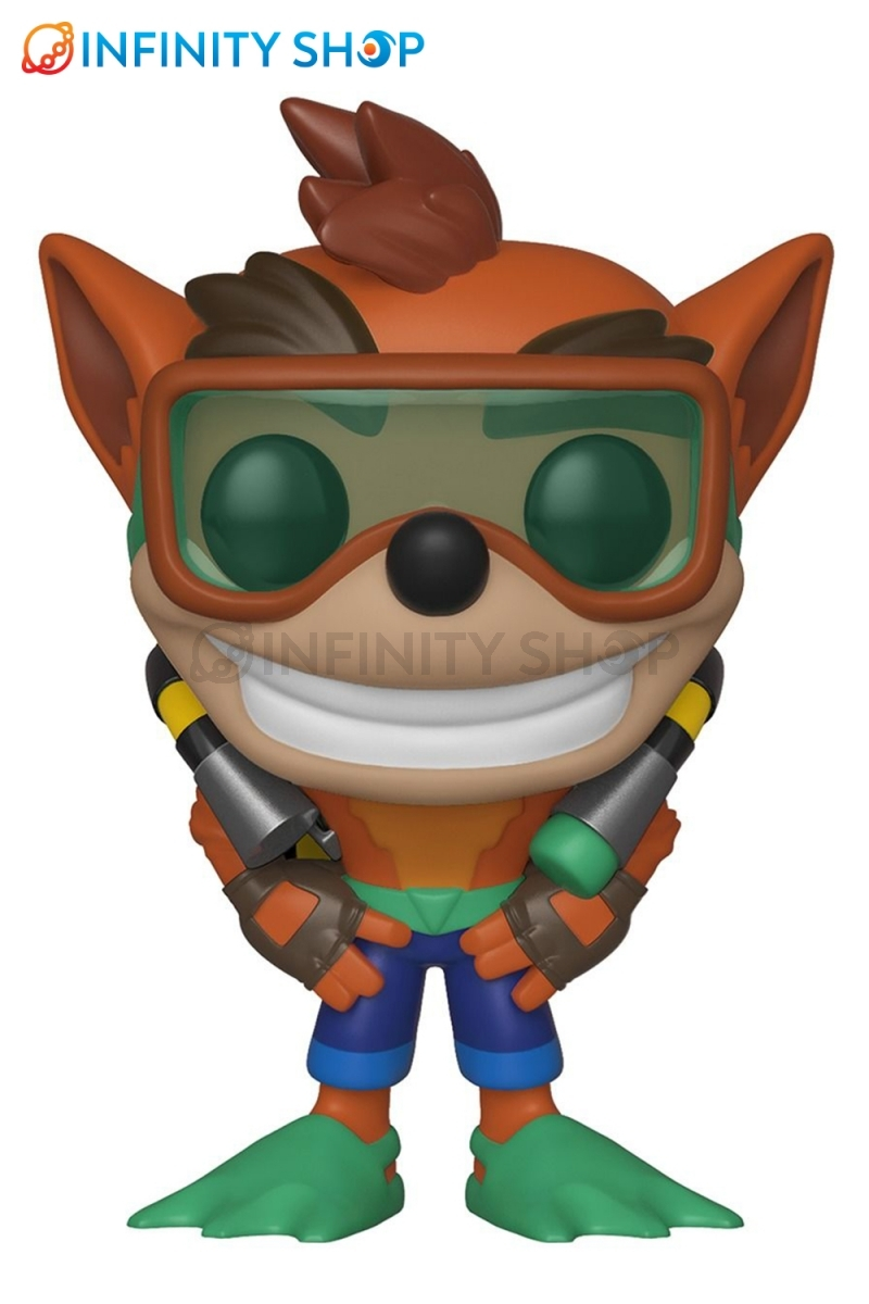 Crash Bandicoot POP! Games Scuba Crash - 421
