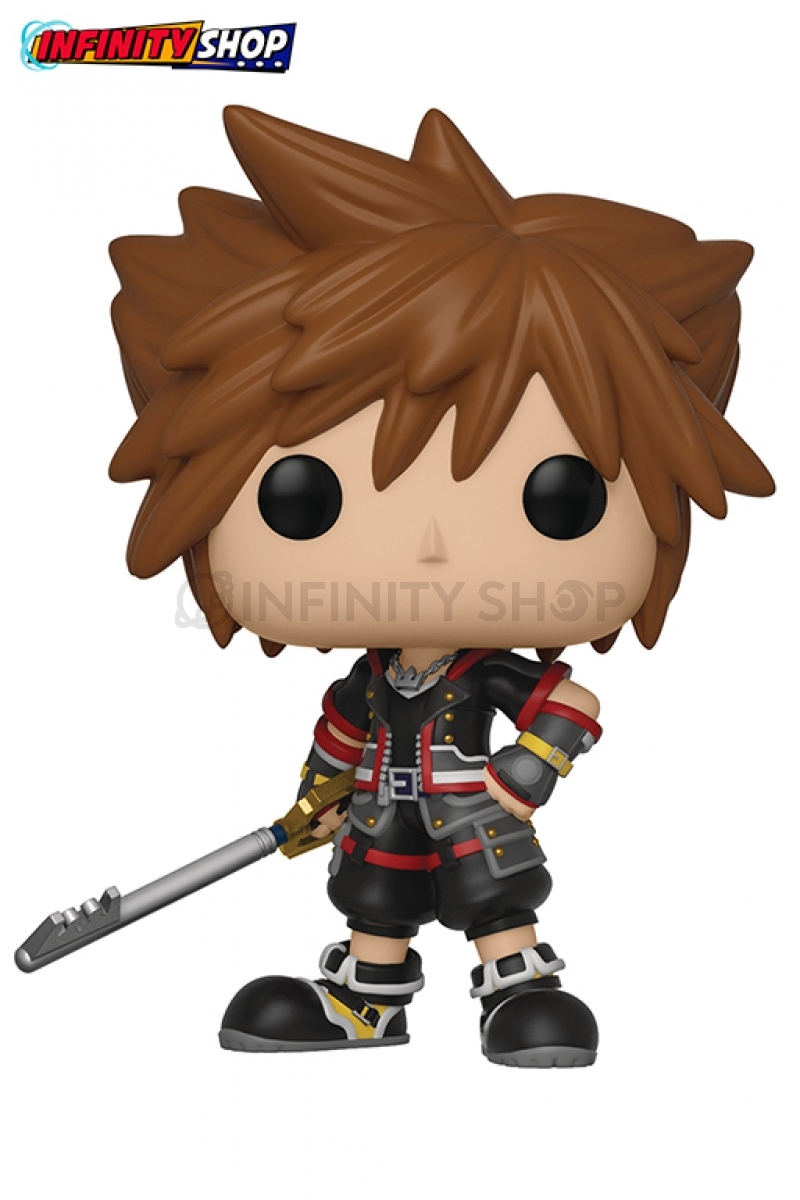 Kingdom Hearts 3 POP! Disney Sora