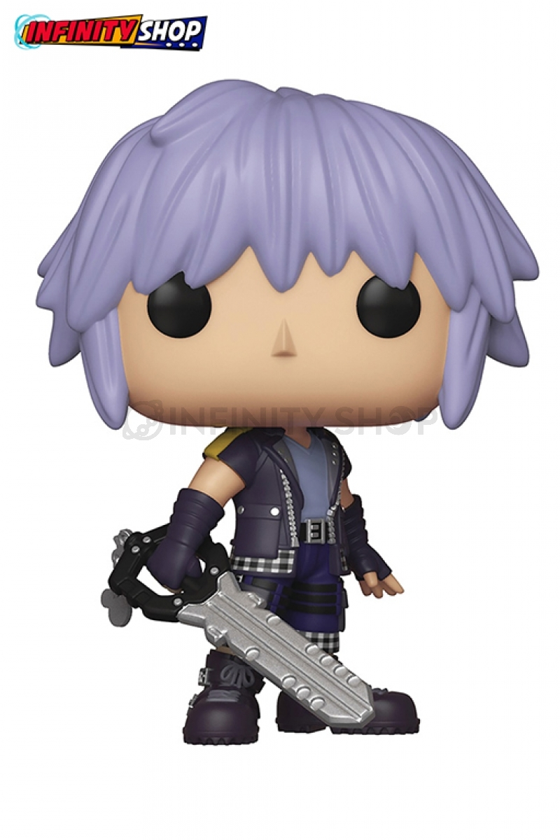 Kingdom Hearts 3 POP! Disney Riku