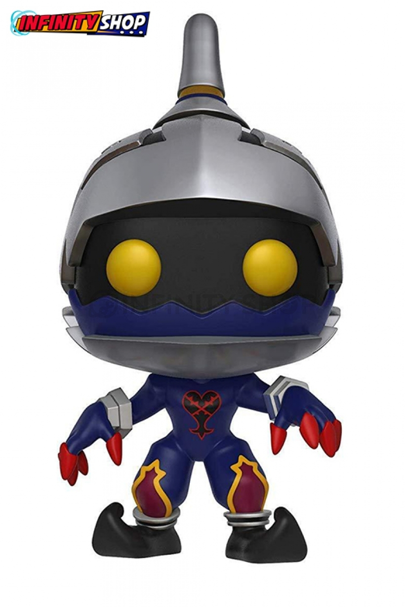 Kingdom Hearts 3 POP! Disney Soldier Heartless