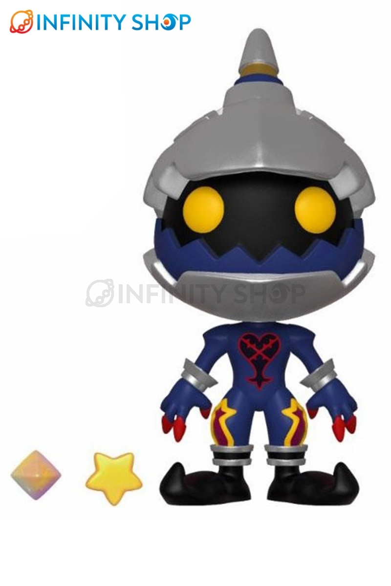 Kingdom Hearts 3 5-Star Soldier Heartless