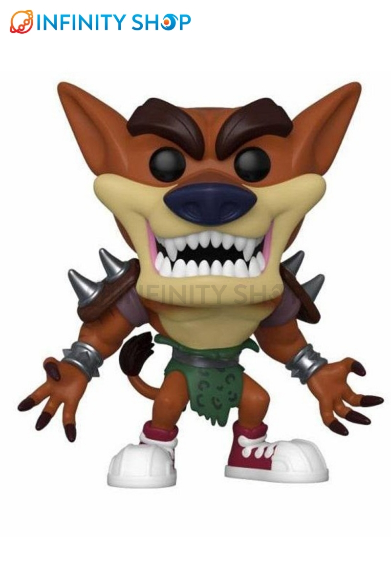 Crash Bandicoot POP! Games Tiny Tiger - 533