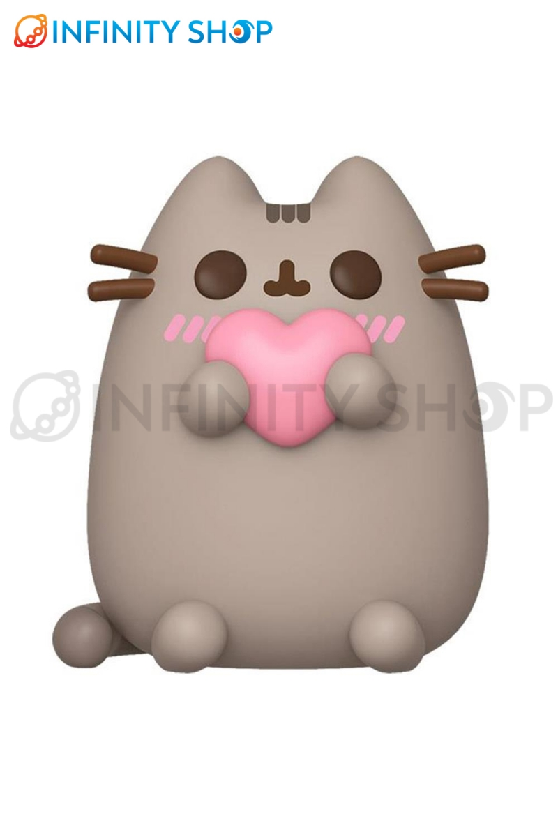 Pusheen POP! Pusheen with Heart