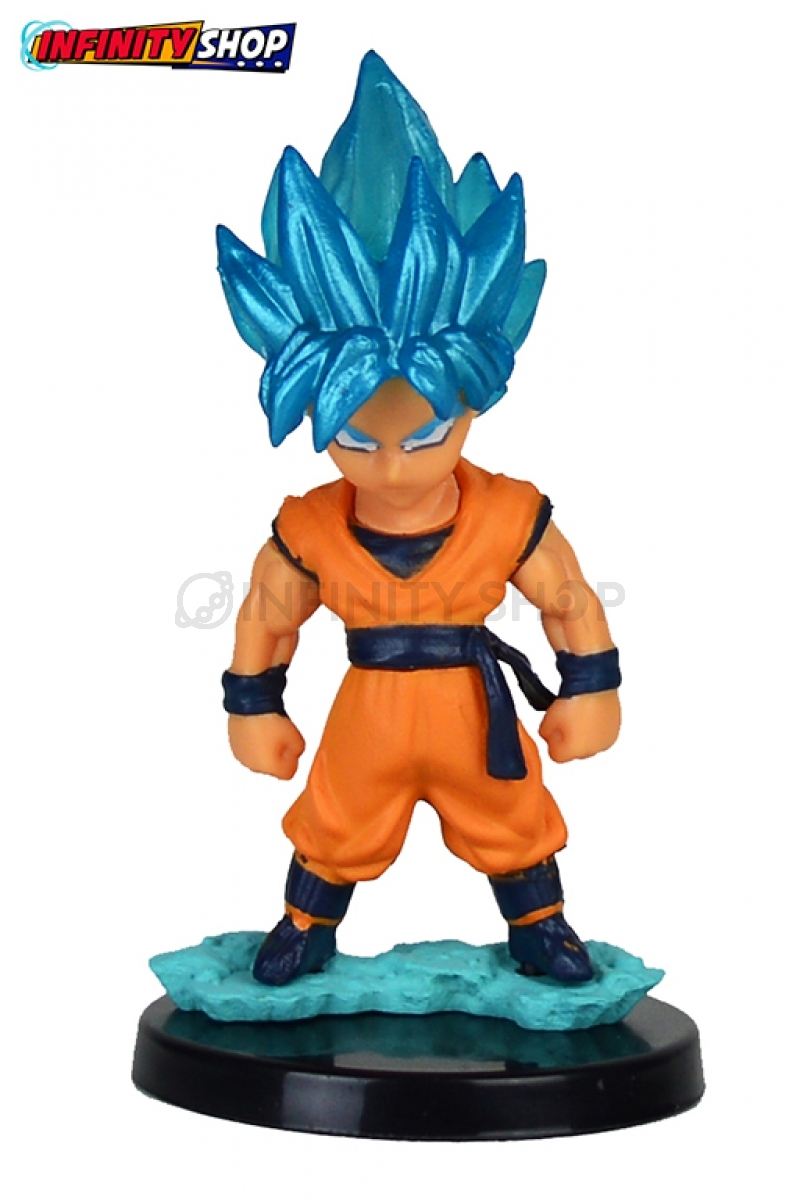 Goku SSJ Blue - Dragon Ball Super