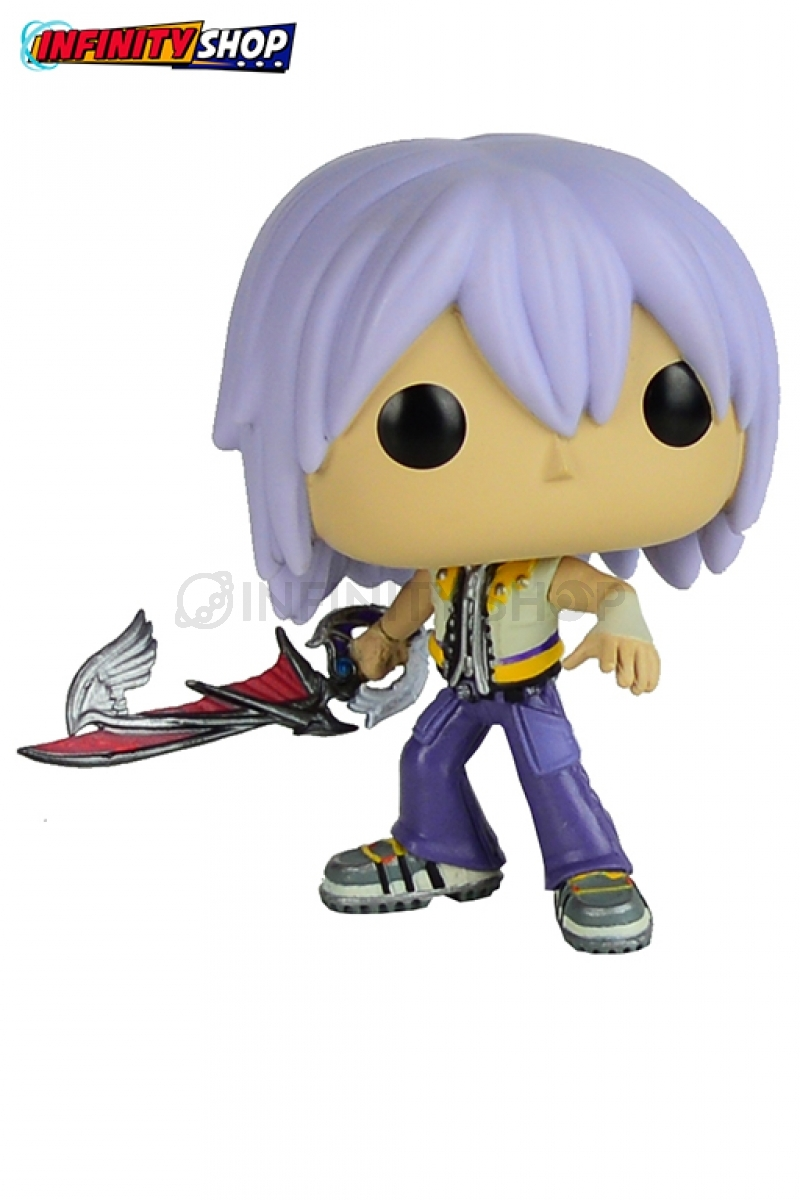 Kingdom Hearts POP! Riku