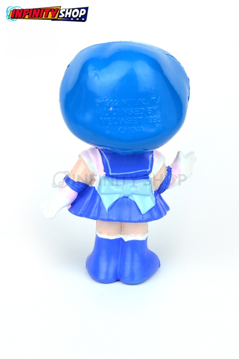 Sailor Mercury - Super Deformed Figure
