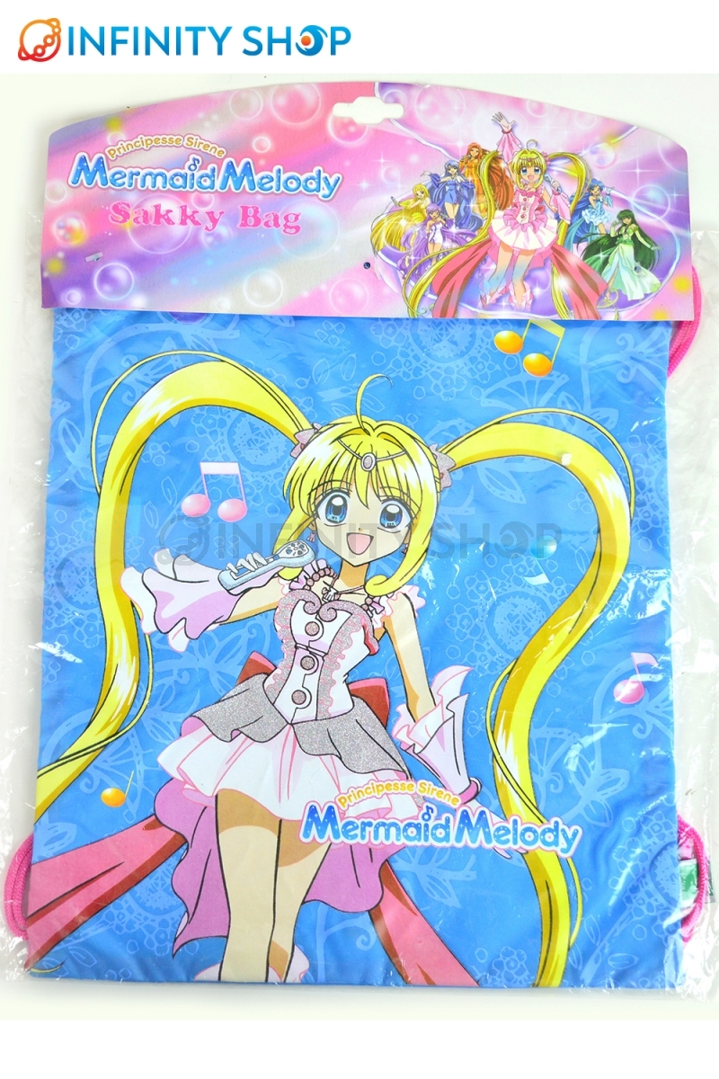 Sakky Bag Mermaid Melody