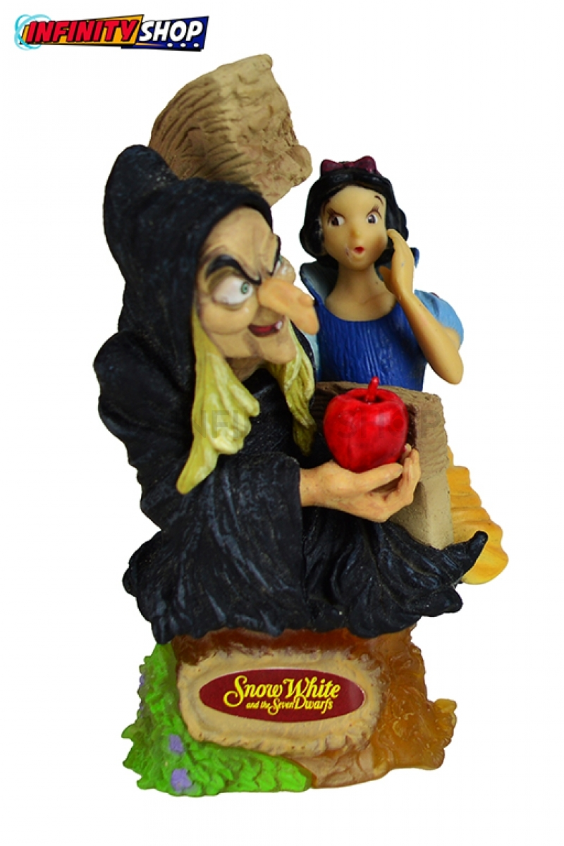 Snow White Statuette - Snowhite and Witch
