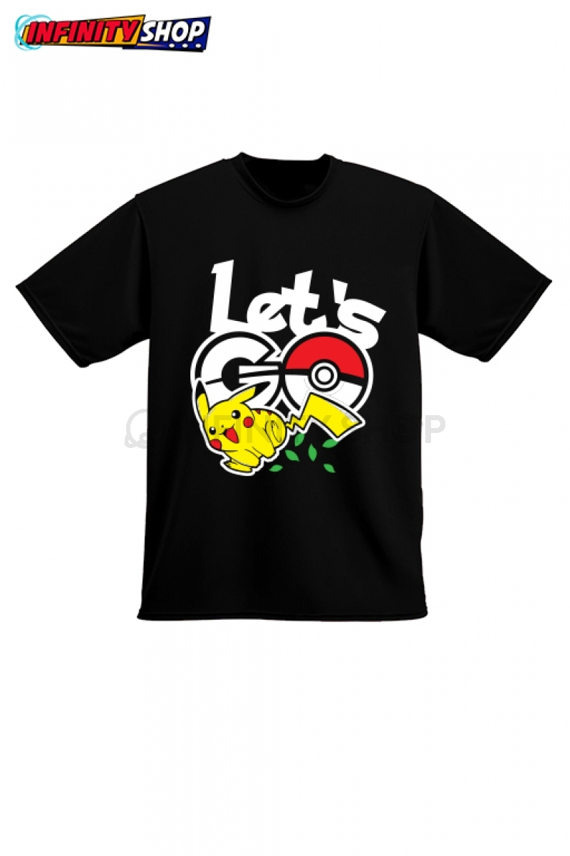 Let's Go - T-Shirt