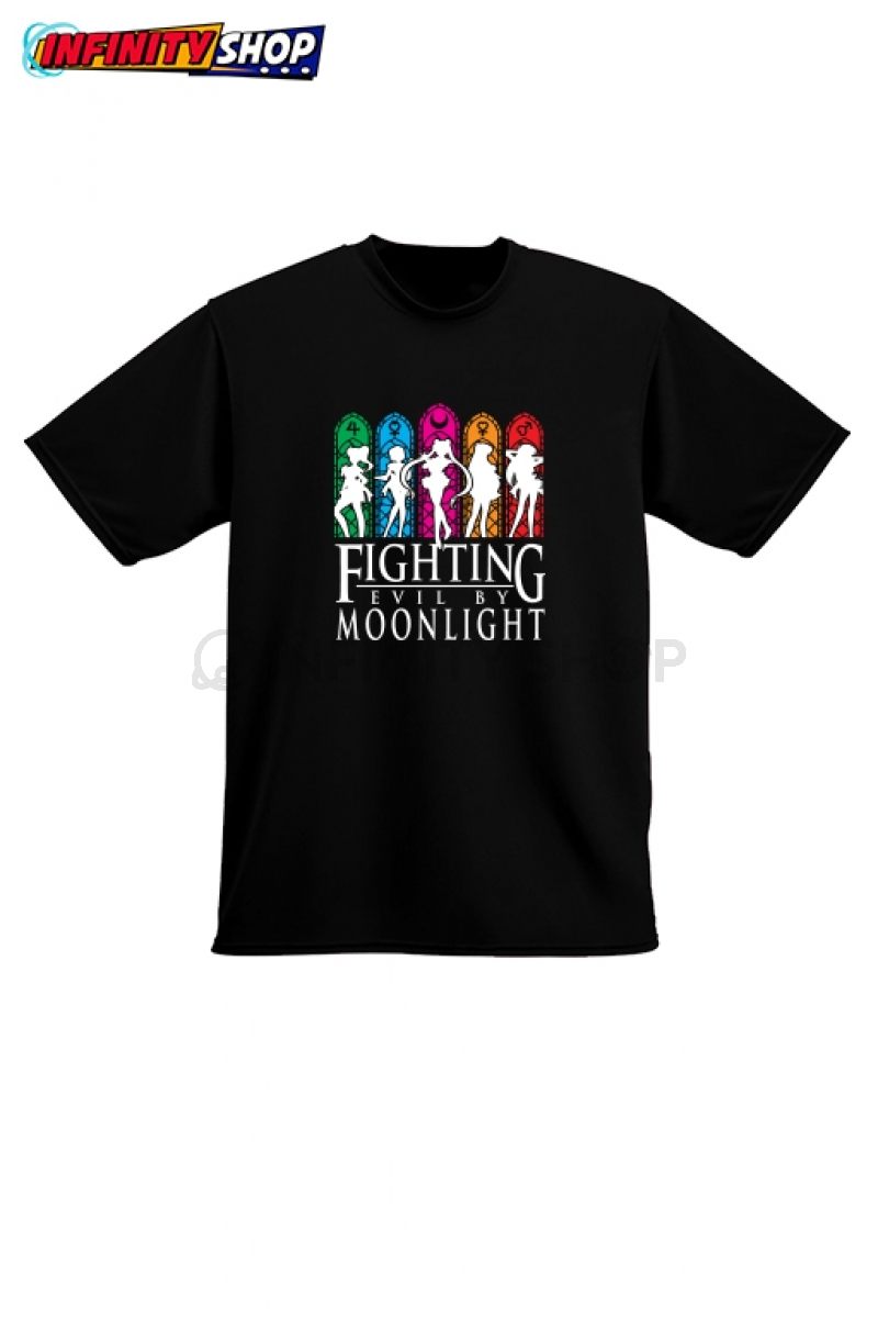 Moonlight Fight - T-Shirt