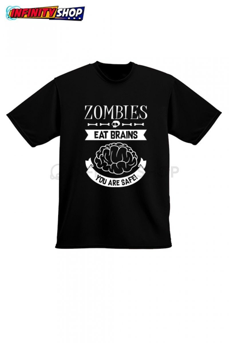 Zombie eat Brains - T-Shirt