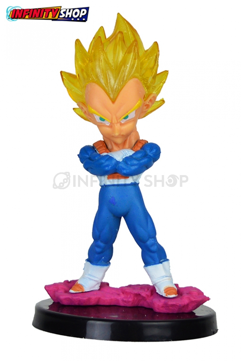 Vegeta SSJ - Dragon Ball Super