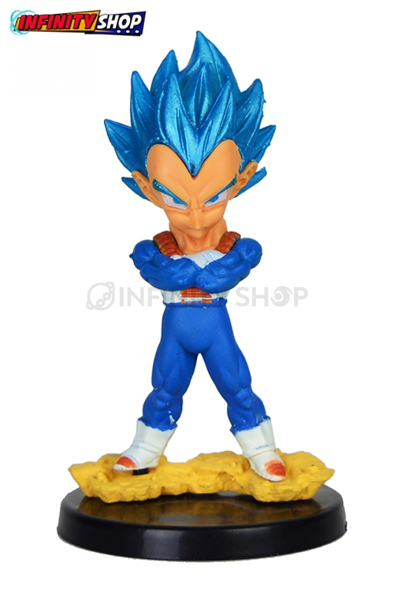 Vegeta SSJ Blue - Dragon Ball Super