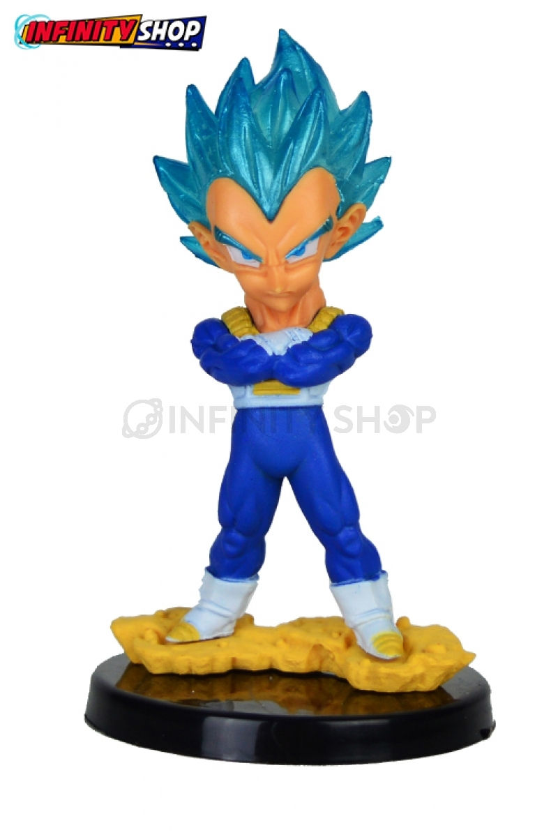 Vegeta SSJ Blue (Resin Hair) - Dragon Ball Super