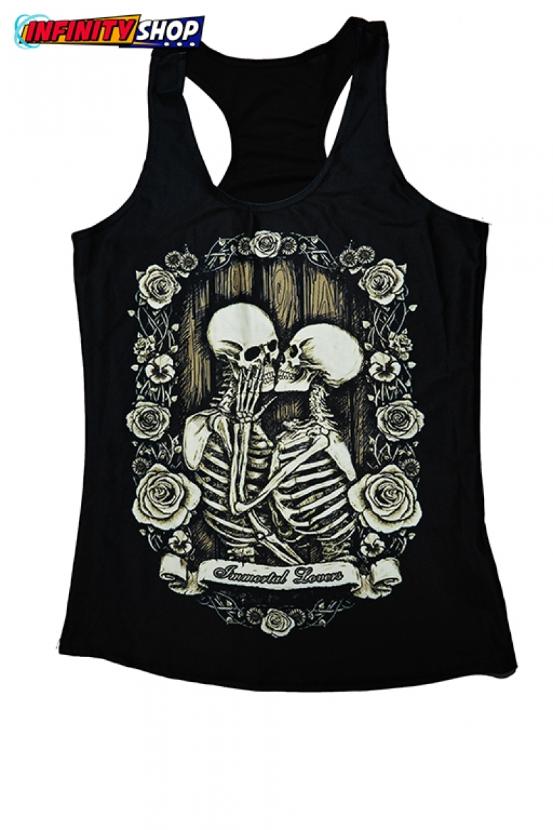 Canotta Skeleton Love