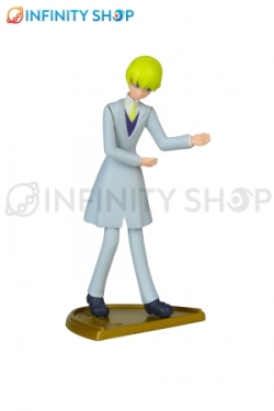 Bandai Ashita No Nadja figure DX gashapon Part.1