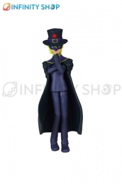 Bandai Ashita No Nadja figure DX gashapon Part.2